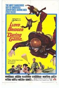 Daring Game as Dr. Carlyle