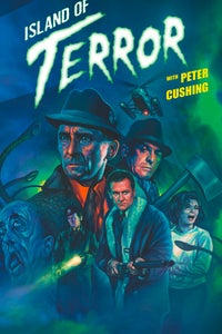 Island of Terror as Dr. Brian Stanley