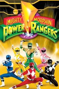 Mighty Morphin Power Rangers as Aurico