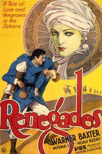 Renegades as Young Officer