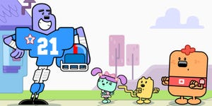 Wow! Wow! Wubbzy!, Season 2 Episode 45 image