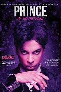 Prince: Up Close and Personal