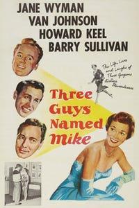 Three Guys Named Mike as Hawkins