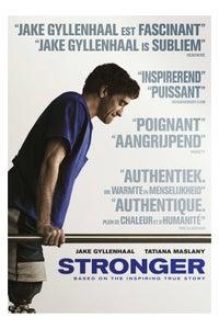 Stronger as Jeff Bauman Sr.