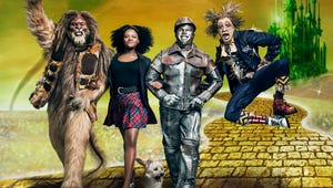 Check Out The Wiz Live's Fun and Fashionable First Photo!