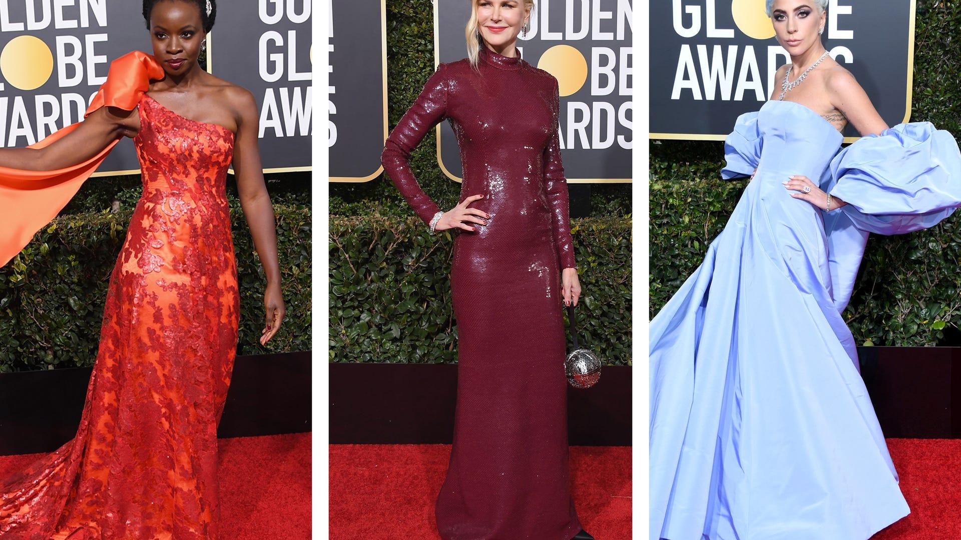 Danai Gurira, Nicole Kidman, Lady Gaga