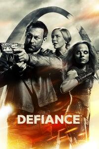 Defiance as Conrad Von Bach