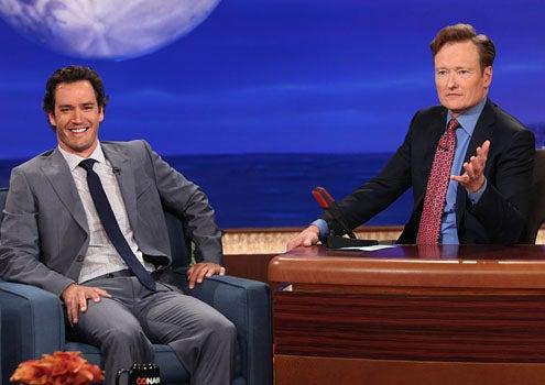 Conan - Season 1 - Mark-Paul Gosselaar and Conan O'Brien