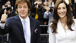 Paul McCartney Marries For Third Time