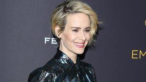 Sarah Paulson Joins Ryan Murphy's Old Hollywood Drama Feud