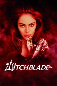 Witchblade as Vicky Po