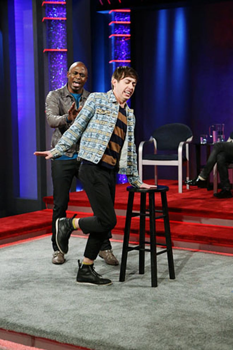 """Whose Line is it Anyway? - Season 1 - """"Kevin McHale"""" -Wayne Brady and Kevin McHale"""
