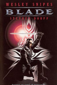 Blade as Dragonetti
