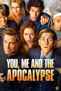 You, Me and the Apocalypse as Ariel Conroy