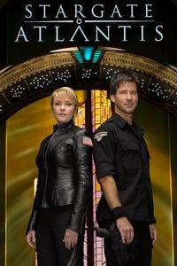 Stargate Atlantis as Larrin