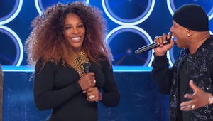Serena Williams Lip-Syncing Beyoncé Is Your New Happy Place