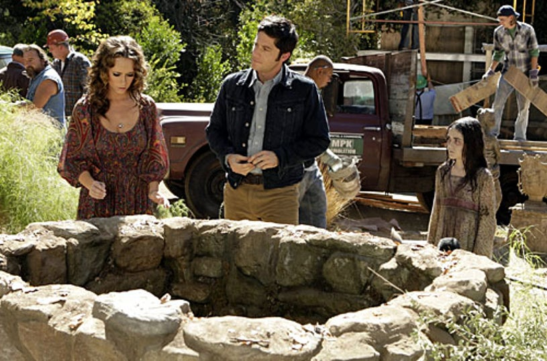 "Ghost Whisperer, Season 4, ""Pieces of You"" - Jennifer Love Hewitt, David Conrad, Isabelle Fuhrman"