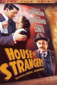 House of Strangers as Guard