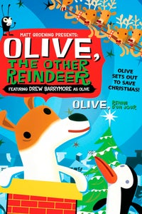 Olive, the Other Reindeer as Fido
