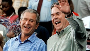 VIDEO: Does George W. Bush Want His Brother Jeb to Run for President?