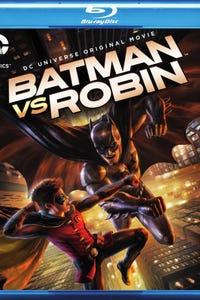 Batman vs. Robin as Young Bruce/Young Talon
