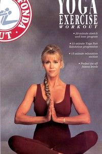 Jane Fonda: Yoga Exercise Workout