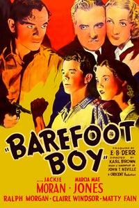 Barefoot Boy as John Hale