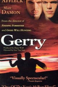 Gerry as Gerry