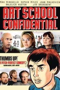 Art School Confidential as Broadway Bob D'Annunzio