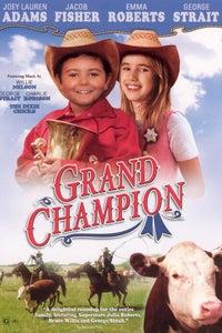 Grand Champion as Sister