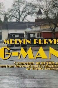 Melvin Purvis, G-Man