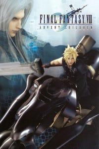 Final Fantasy VII: Advent Children as Cloud