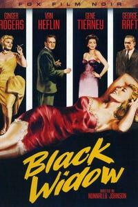 Black Widow as Det. Lt. C.A. Bruce