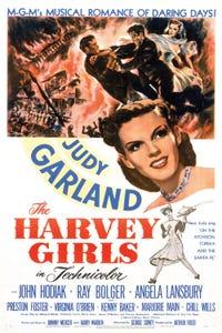 The Harvey Girls as Judge Sam Purvis