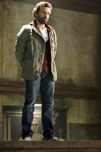 Robert Patrick Benedict as Lucas Pegg