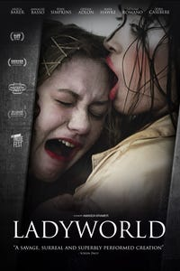 Ladyworld as Romy