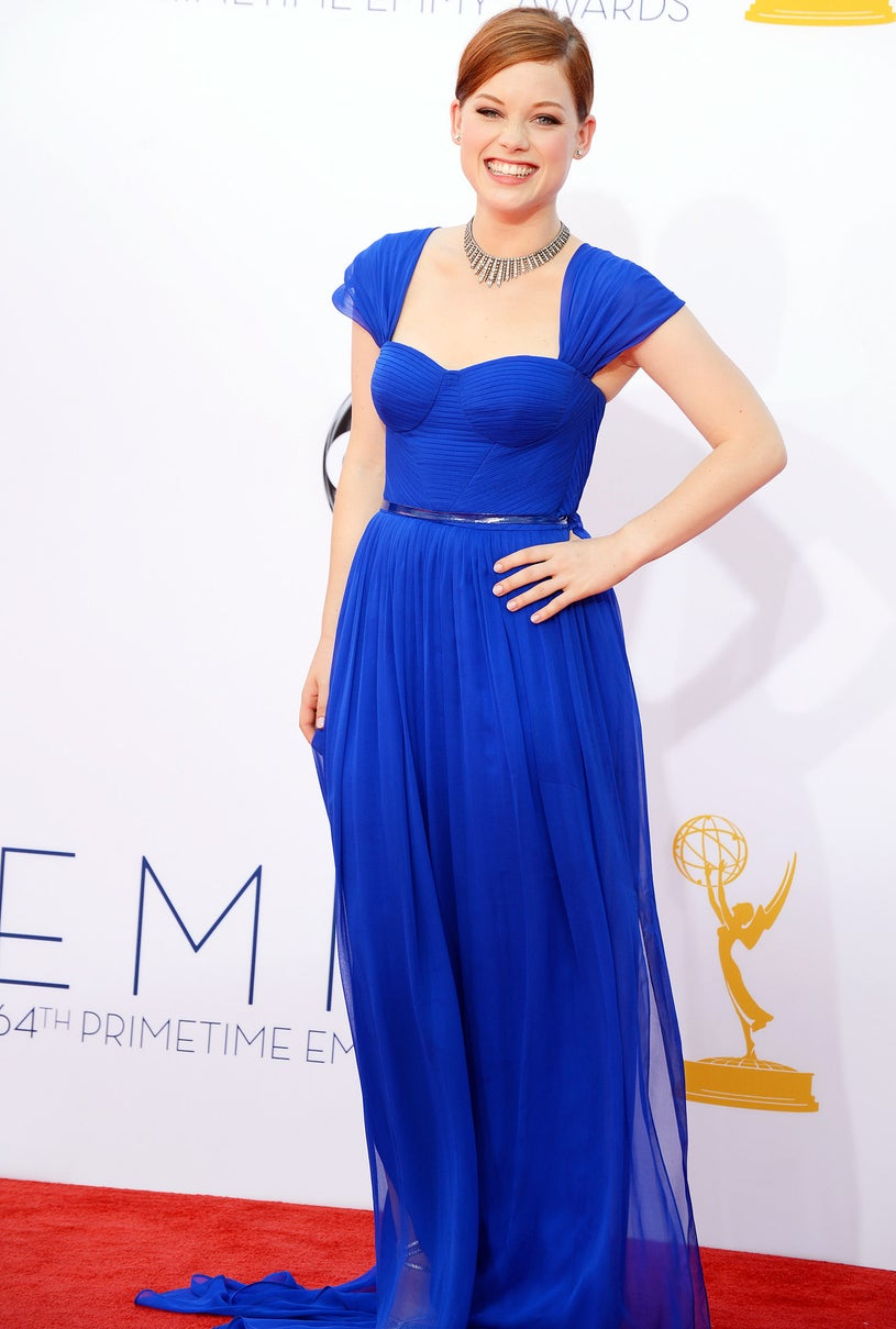 Jane Levy - 64th Annual Primetime Emmy Awards in Los Angeles, September 23, 2012