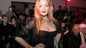 Is Lindsay Lohan Engaged to a 22-Year-Old Russian Heir?