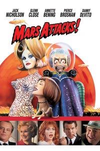 Mars Attacks! as Marshal Dale