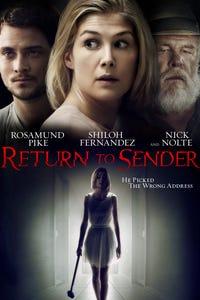 Return to Sender as William Finn