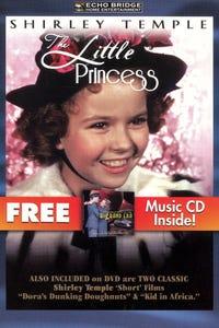 The Little Princess as Lavinia