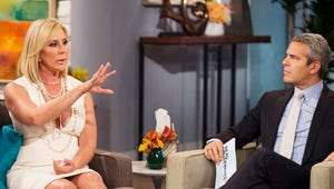 Real Housewives' Brooks Ayers: Vicki Believes My Cancer Diagnosis Is Real