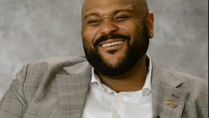 Ruben Studdard Once Needed Five Cops to Peel Off an Overly Attached Fan