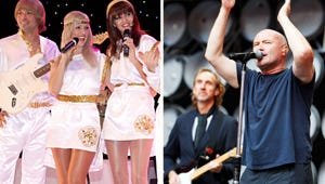 ABBA, Genesis and Others Set to Be Inducted Into Rock and Roll Hall of Fame