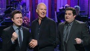SNL: Michael Keaton Pays Tribute to Batman, Beetlejuice