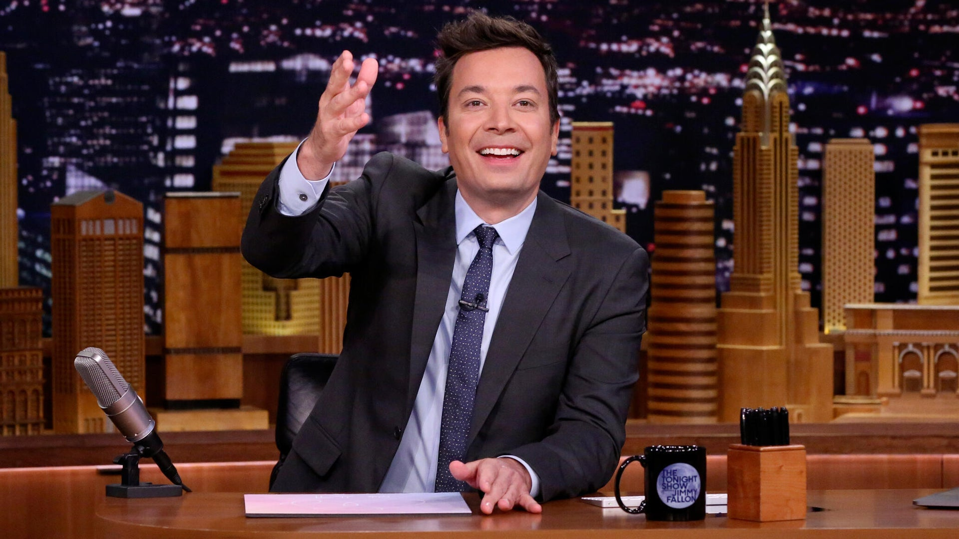 Jimmy Fallon, The Tonight Show with Jimmy Fallon