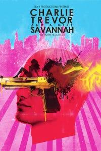 Charlie, Trevor and a Girl Savannah as Savannah