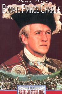 Bonnie Prince Charlie as Lord George Murray