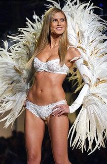 Heidi Klum - The 7th Annual Victoria's Secret Fashion Show, November 13, 2001
