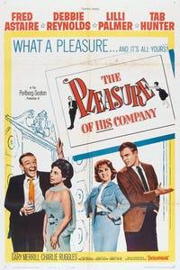 The Pleasure of His Company as Jessica Anne Poole